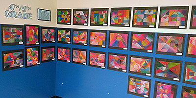 Using integrated arts and technology